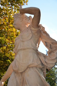 Statue from Merriweather House (c) SAW
